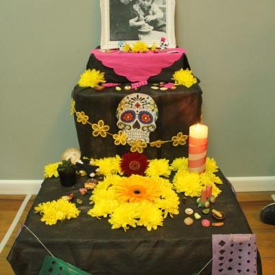 Altar para Maria Montessori