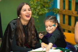 Festa Cultural Calavera Colorida - Escola de Educação Infantil Upiá - Pelotas/RS - Foto: Nathália Gotardo