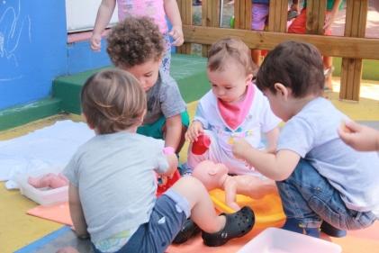 Escola é lugar de brincar! (12)
