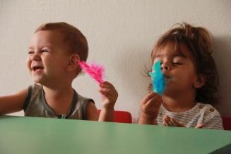 Escola é lugar de brincar! (2)