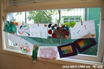 Exposição de Arte das Crianças