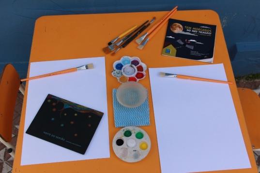 Pintura em aquarela